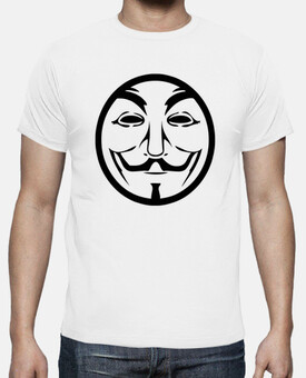 Anonymous face