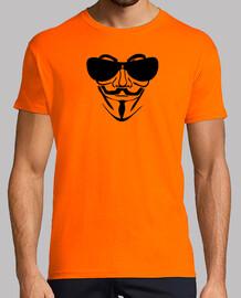 Anonymous lunette de soleil