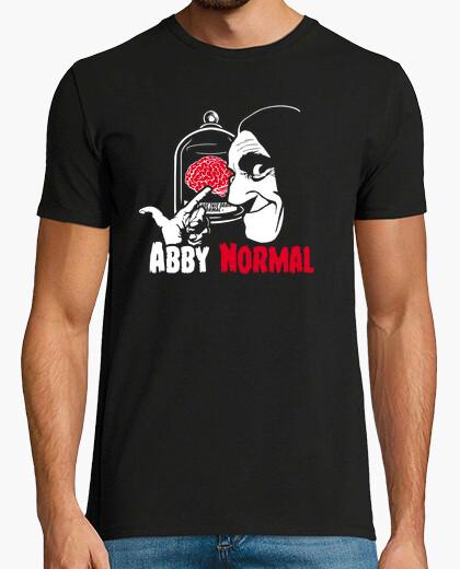 Tee-shirt anormal du cerveau