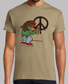 años de paz amor rasta