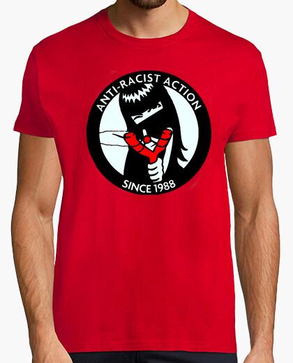 Camiseta Anti Racist Action