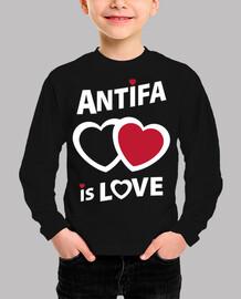Antifa is love