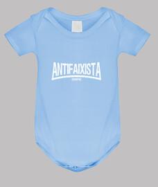 Antifaixista Siempre Body bebé