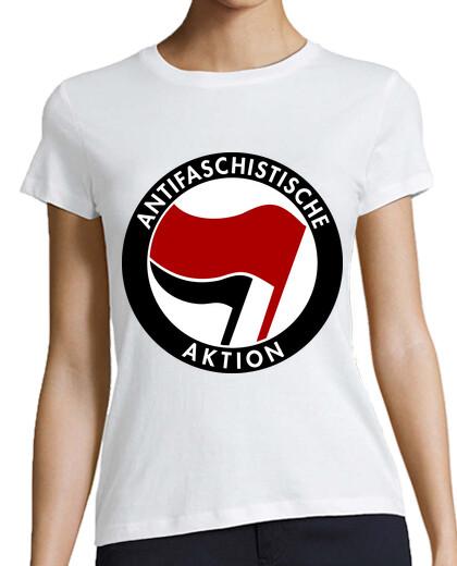 Ver Camisetas mujer en aleman