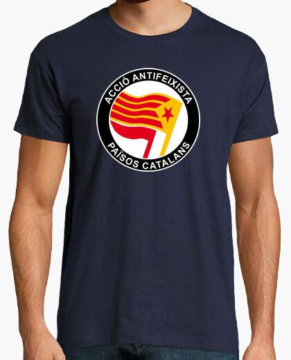 Camiseta Antifeixista paisos catalans