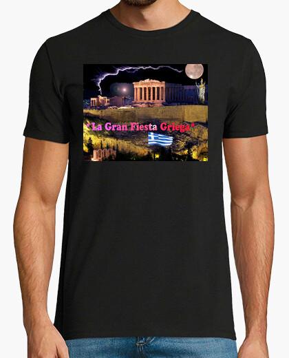 Camiseta Antigua Grecia