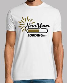 año nuevo cargando