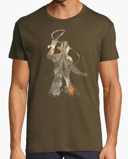 Antique adventurer t-shirt