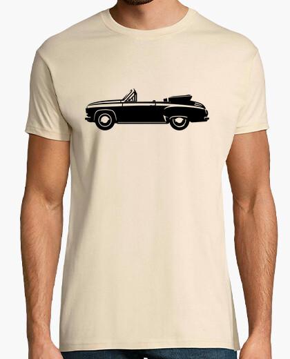 Tee-shirt antique cabrio voiture