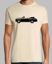 antique cabrio voiture