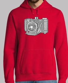 antique caméra (sweatshirt)
