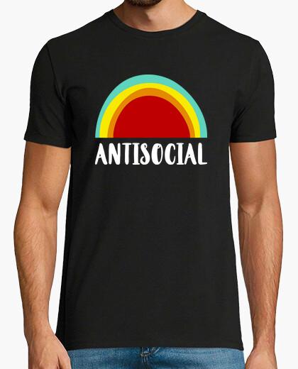 Camiseta Antisocial