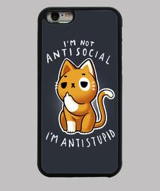 Antisocial case