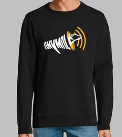 anymal official - hooded sweatshirt