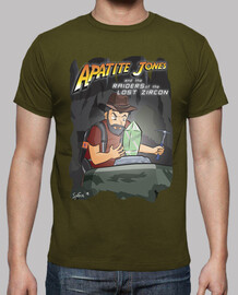 Apatite Jones: Raiders of the Lost Zircon