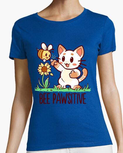 T-shirt ape pawsitive - camicia da donna