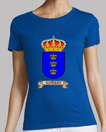 apelllido bouclier t-shirt  femme  esteban