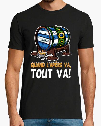 Tee-shirt Apéro