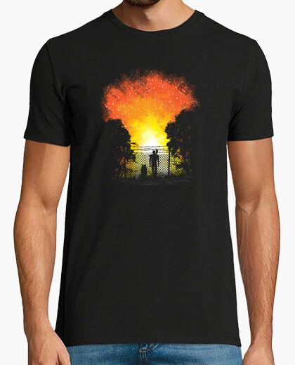 Camiseta apocalipsis del poste