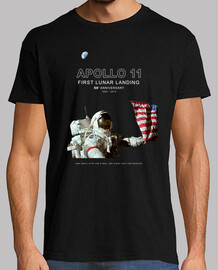 Apollo 11-50th Anniversary 1969-2019,Lu