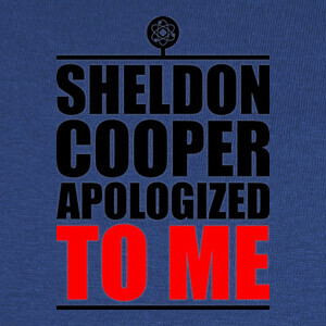 Camisetas Apologized to me