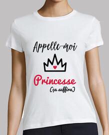 Appelle-moi princesse