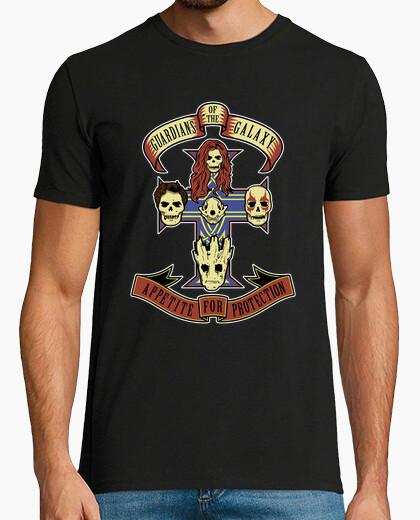 Tee-shirt appétit de protection