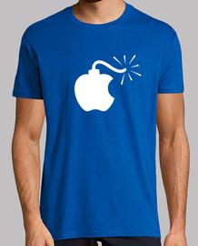 apple bomb white retro