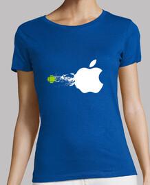 Apple Destroy Azul