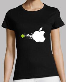 Apple Destroy Negra
