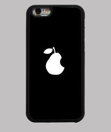 apple: pear