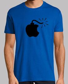 apple pompe noire