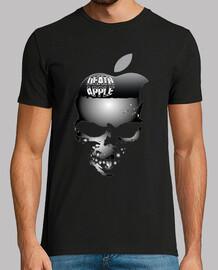 apple skull death