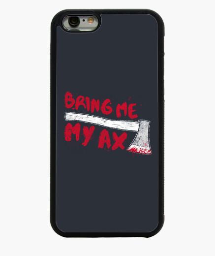 coque iphone 6 hache