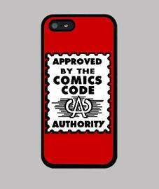 Approuvé par le comics code