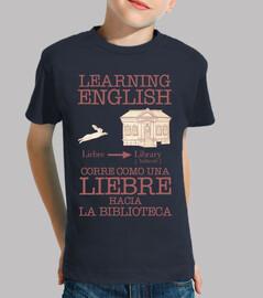Aprendiendo inglés Corre como una liebr