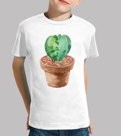 aquarelle cactus 3