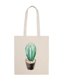 aquarelle cactus 4