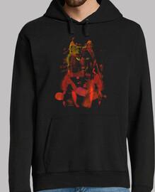 aquarelle foxy-rouge