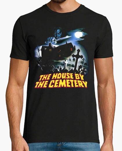 Camiseta Aquella casa al lado del cementerio