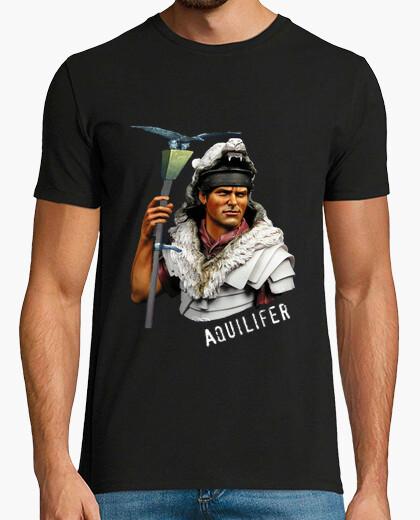 Camiseta Aquilifer (completa la colección de 8 personajes de las legiones romanas)