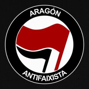 Camisetas Aragón Antifaixista
