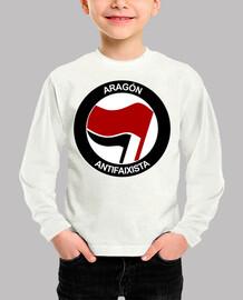 Aragón Antifaixista Body bebé