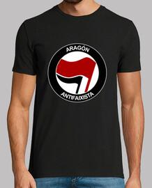Aragón Antifaixista Manga corta chico