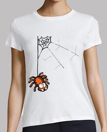 araignée enchevêtrement