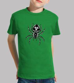 araignée radioactive