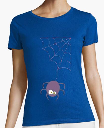 Camiseta araña