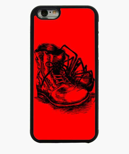 Funda iPhone 6 / 6S Araña en la bota