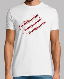 Arañazo sangriento