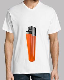 arancione accendino